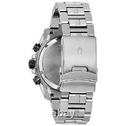 Bulova UHF Precisionist Men's Quartz Chronograph Calendar 48.5 mm Watch 98B270