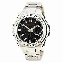 Casio G-Shock G-Steel Solar Power Ana-Digi Watch GSTS110D-1A