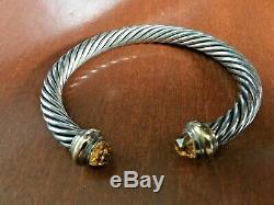 David Yurman Silver Bracelet. 925 silver