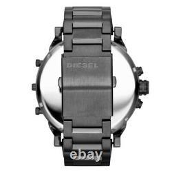 Diesel DZ7331 Mr. Daddy 2.0 Men's Blue Dial Quartz Chronograph Analogue Watch UK