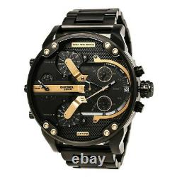 Diesel Mens Watch Dz7312 Mr. Daddy 2.0 New Original Chronograph Bnib