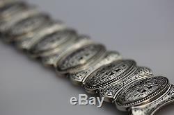 Konstantino Sterling Silver Filigree Bracelet
