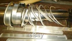 Men's Gents Solid 925 Sterling Silver Heavy Open Torque Bangle Bracelet