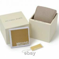 Michael Kors Ladies WREN Watch Rose Gold Chronograph MK6096 UK