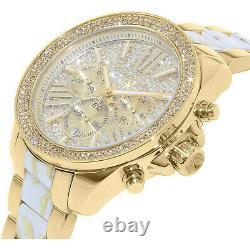 Michael Kors Ladies Watch Mk6157 Wren Gold Bnib 2y Warranty New Original