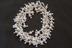SILPADA B0919 Sterling Silver Cha-Cha Bracelet RET