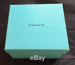 Tiffany & Co. Elsa Peretti Vintage BONE Cuff Bracelet Sterling Silver 925